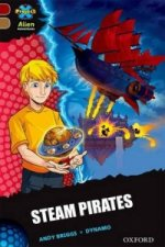 Project X Alien Adventures: Dark Red Book Band, Oxford Level 18: Steam Pirates