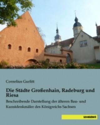 Die Städte Großenhain, Radeburg und Riesa