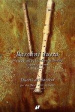 Barokní dueta pro dvě altové zobcové flétny