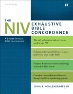 NIV Exhaustive Bible Concordance, Third Edition