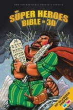 Super Heroes Bible in 3D, NIrV
