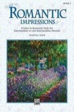 ROMANTIC IMPRESSIONS BOOK 3