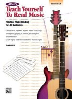 TEACH YOURSELF TO READ MUSIC FOR GUITAR