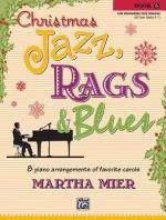 CHRISTMAS JAZZ RAGS BLUES 5