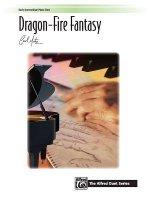 DRAGON FIRE FANTASY 1 PIANO 4 HANDS