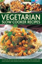 Vegetarian Slow Cooker Recipes