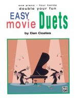 Easy Movie Duets