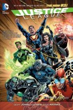 Justice League Volume 5: Forever Heroes TP (The New 52)