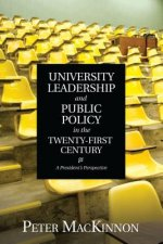 UNIVERSITY LEADERSHIP AND PUBLIC POLICP