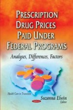Prescription Drug Prices Paid Under Federal Programs