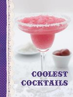 Shopping Recipe Notes-Coolest Cocktails