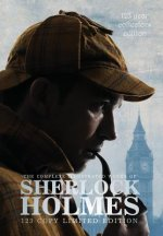 Complete Illustrated Works of Sherlock Holmes
