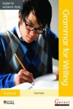 English for Academic Study: Grammar for Writing Study Book