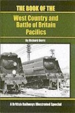 Book of the West Country and Battle of Britain Pacifics