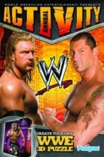 WWE Spring Activity Annual 2009