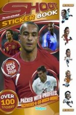 Shoot World Cup Activity Sticker Book Summer 2010