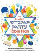 Bar/Bat Mitzvah Table Plan Book