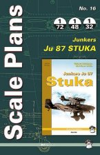 Scale Plans Junkers Ju 87 Stuka