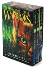 Warriors, Into the Wild / Warriors, Fire and Ice / Warriors, Forest of Secrets