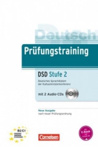 DSD Stufe 2, Übungsbuch mit 2 Audio-CDs