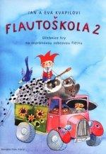 Flautoškola 2 Učebnice hry na sopránovou zobcovou flétnu