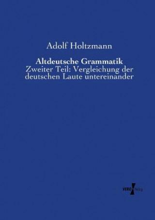 Altdeutsche Grammatik