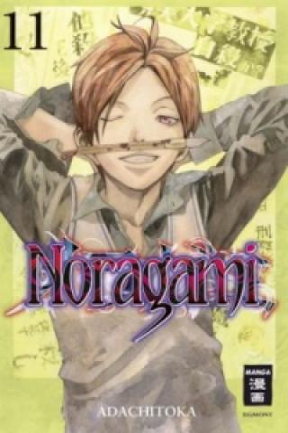Noragami. Bd.11