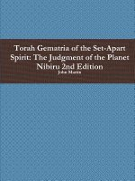 Torah Gematria of the Set-Apart Spirit