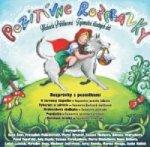 Pozitívne rozprávky s pesničkami - CD
