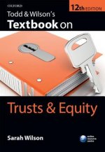 Todd & Wilson's Textbook on Trusts & Equity
