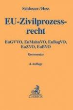 EU-Zivilprozessrecht (EuZPR), Kommentar