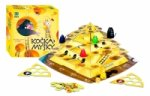 3D hra Kočka a myšky - Nástarahy sýrové pyramídy