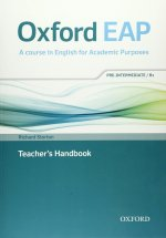 Oxford EAP: Pre-Intermediate / B1: Teacher's Book, DVD and Audio CD Pack