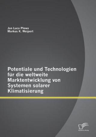 Potentiale Und Technologien F r Die Weltweite Marktentwicklung Von Systemen Solarer Klimatisierung