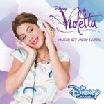 Violetta: Musik ist mein Leben, 1 Audio-CD
