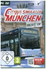 Best of Citybus Simulator München, DVD-ROM