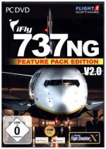 AddOn Best of FSX iFly 737 NG, CD-ROM