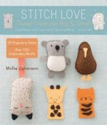 Stitch Love: Sweet Creatures Big & Small