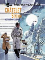 Valerian 9 - Chatelet Station, Destination Cassiopeia