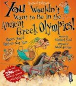 You Wouldn't Want to be at the Ancient Greek Olympics