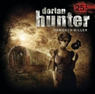 Dorian Hunter, Dämonen-Killer: Die Masken des Dr. Faustus - Mummenschanz