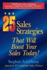 25 Sales Strategies That Will Boost Your Sales Today!