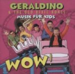 WOW! - Musik für Kids, Audio-CD