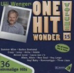 Ulli Wengers One Hit Wonder, 2 Audio-CDs. Vol.15