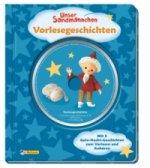 Unser Sandmännchen: Vorlesegeschichten, m. Audio-CD