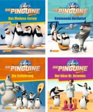 Dreamworks Die Pinguine aus Madagascar 1-4