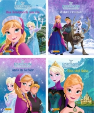 Disney Die Eiskönigin - Völlig unverfroren. Nr.1-4