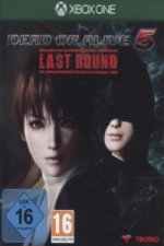 Dead or Alive 5 Last Round, XBox One-Blu-ray Disc