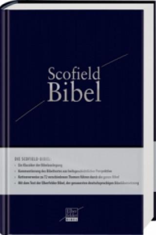 Scofield-Bibel - Kunstleder schwarz