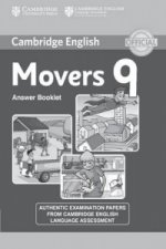 Cambridge English Young Learners 9 Movers Answer Booklet